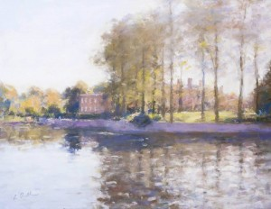 Dunham Park near Altrincham